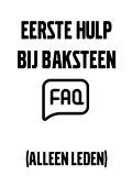 FAQ alleen leden