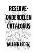 Reserveonderdelen catalogus